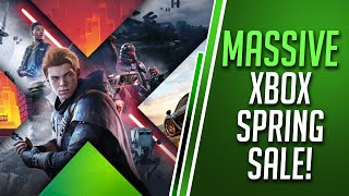 MASSIVE Xbox Live Spring Sale 2020 - 450+ Deals, Up to 75% Off!! WHAT IS WORTH BUYING!!