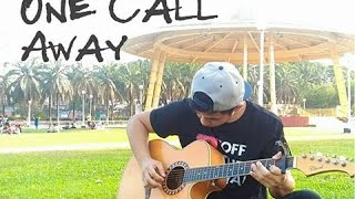 One call away - Charlie Puth (WITH FREE TABS/TUTORIAL )Guitar Fingerstyle Cover )