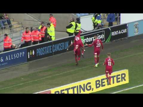 Coventry v Swindon