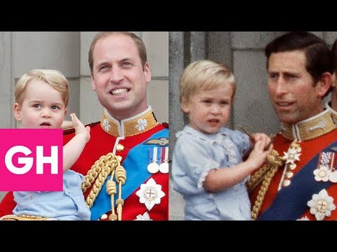 Times Prince George Reminded Us Of Prince William | GH