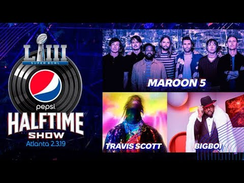 Maroon 5 - Super Bowl Halftime Show | 2019 (Fan Made) Mp3