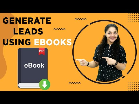How to Generate Leads using EBooks | How to Generate Leads in Digital Marketing | Lead Generation