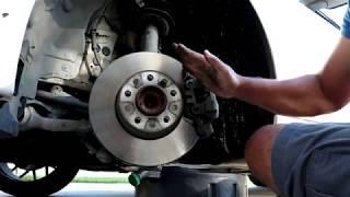 2011-2019 BMW F30 Front brake pads
