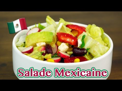recette-santÉ---salade-mexicaine