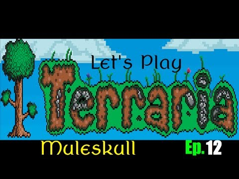 Let's Play Terraria 1.2 Ep. 12 - Pile Of Silt!