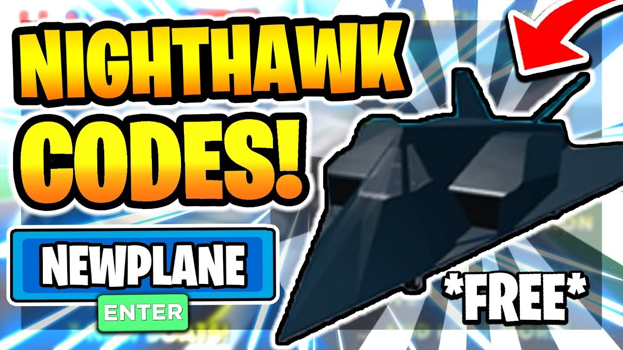 All New Secret Op Plane Codes In Airport Tycoon Nighthawk