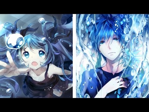 Nightcore - Cold Water ( Switching Vocals)
