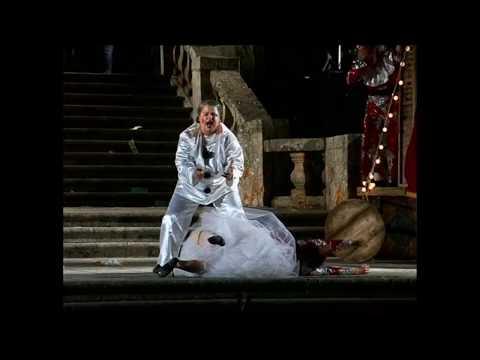 PAGLIACCI DEMO ONE MINUTE - PAOLO BARTOLUCCI, tenor