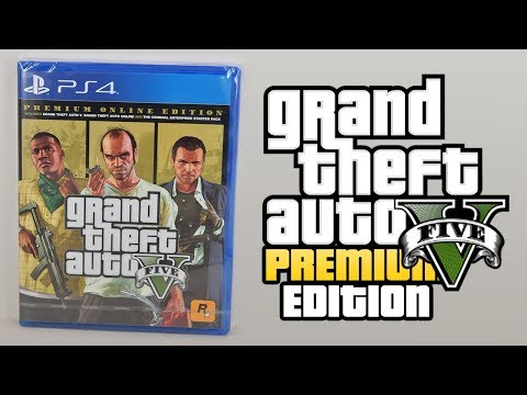Grand Theft Auto 5 Premium Edition LEAKED! NEW GTA 5 Premium Edition Details, Prices & More!