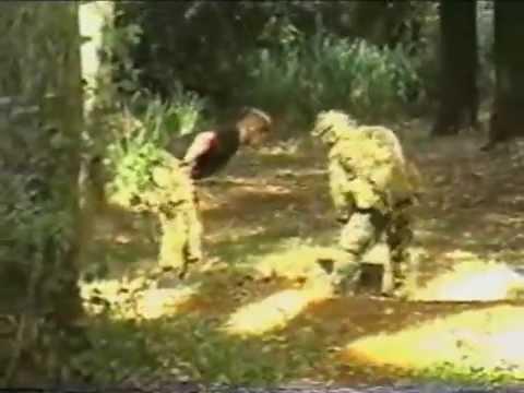 bayonet course