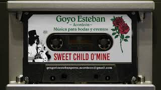 Músico para Bodas.Sweet Child O Mine (acordeon cover rock) gregorioestebanperez.acordeon@gmail.com