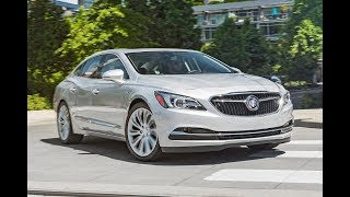New Buick LaCrosse Concept 2017 - 2018 Review, Photos, Exhibition, Exterior and Interior