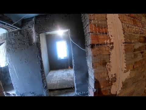 Реконструкция (капитальный ремонт) старого дома Часть 1 своими руками