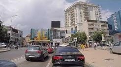 Kosovo Pristina, Downtown, Gopro / Kosovo Pristina, Centre ville, Gopro