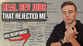 97+ JR. DEVELOPER Jobs that REJECTED Me - The best thing that never happened... | #grindreel