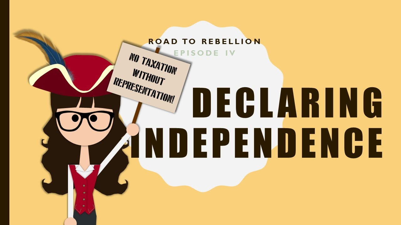 Download Road to Rebellion, ep 4: Declaration of Independence