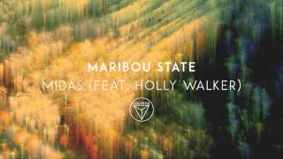 Gambar cover Maribou State - 'Midas' feat. Holly Walker