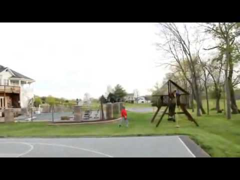 basket le tirs le plus loin du monde