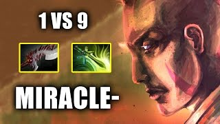 Скачать Dota 2 Miracle Anti Mage This Is The Definition Of A CARRY