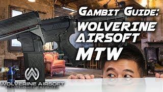 Gambit's Guide – Dive Deep Into Wolverine Airsoft MTW – RedWolf Airsoft RWTV