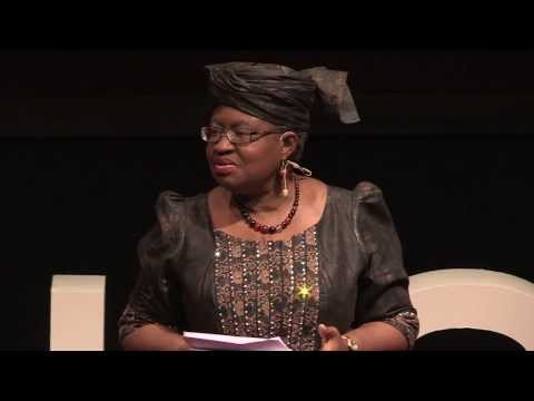 Don't trivialise corruption, tackle it: Ngozi Okonjo-Iweala at TEDxEuston