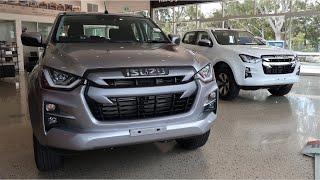 Best Dual Cab Ute? 2021 Isuzu D-Max Walkaround + POV Drive