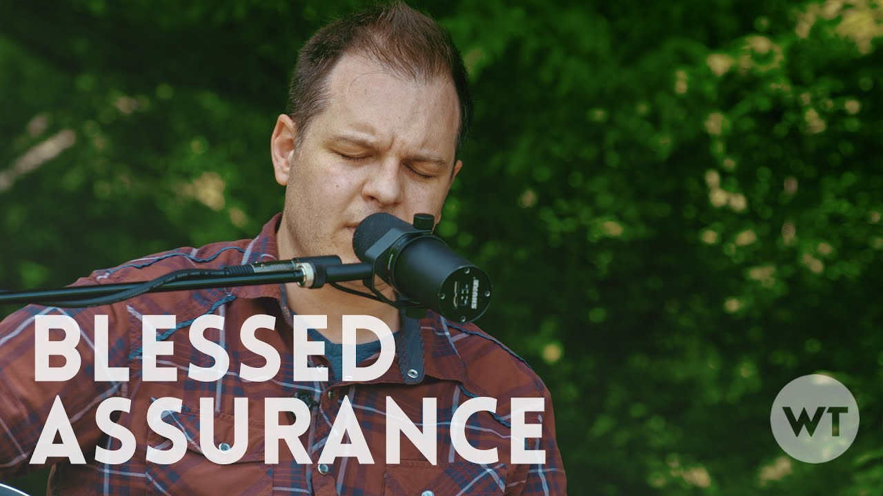 Blessed Assurance (acoustic) - Free chord charts (link below)