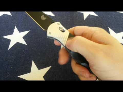 Benchmade 581 barrage review