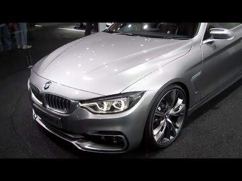 2014 BMW 4-SERIES COUPE CONCEPT REVEALED