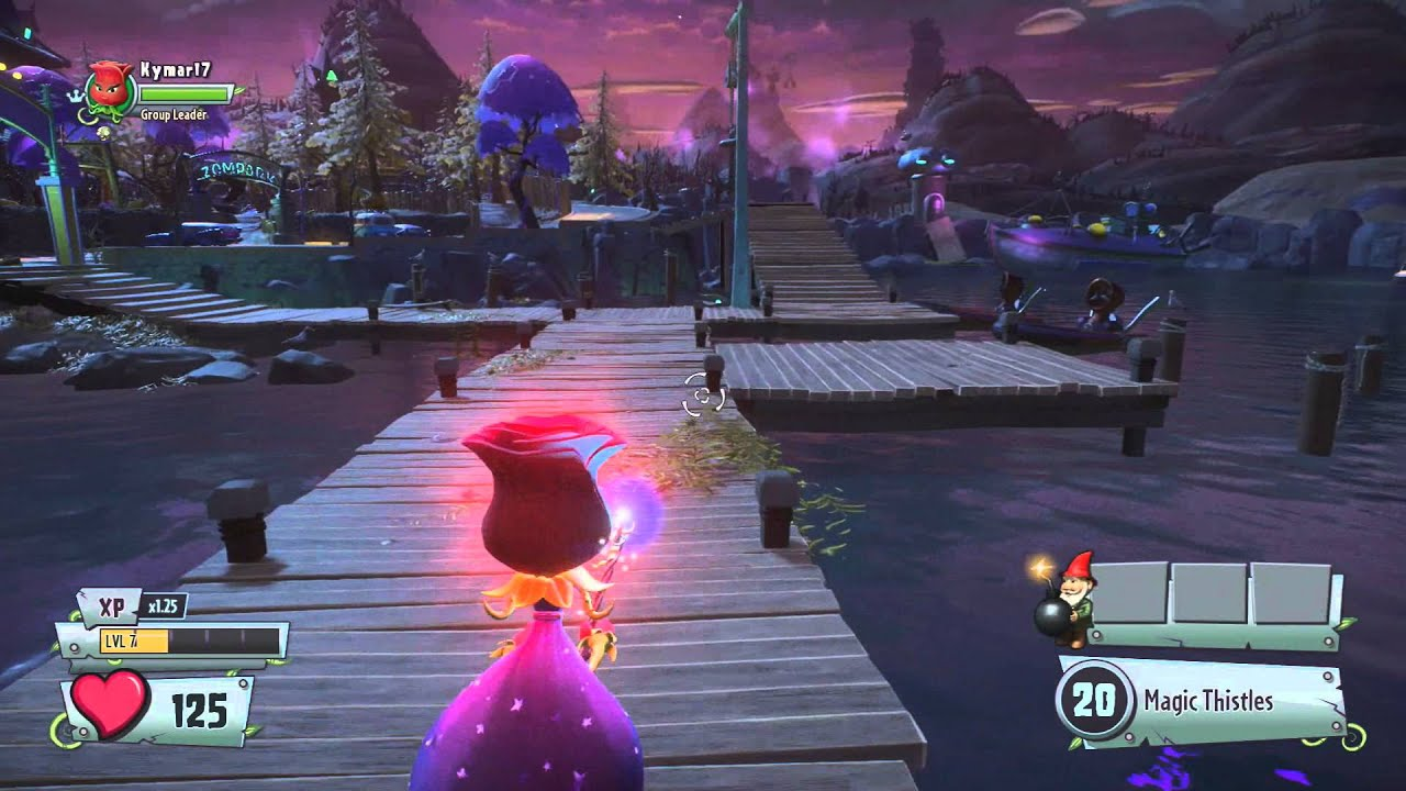 Plants vs Zombies Garden Warfare 2 - Gnome Man's Land Trophy / Achievement