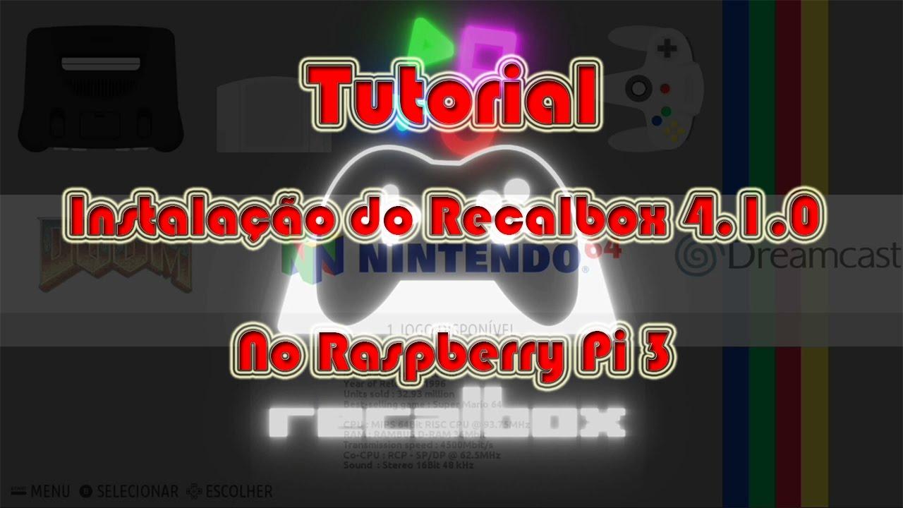 recalbox 4.1.0