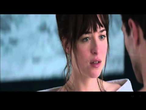 Fifty Shades Darker Anastasia & Christian Don't Push Me Away