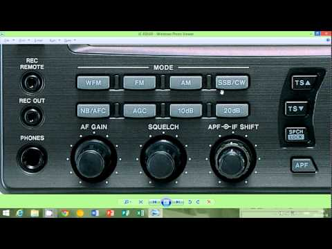 Radio Terminology explained SSB CW modes Single Side Band and Continous Wave