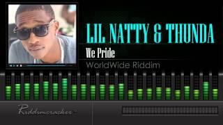 Video Lil natty & Thunda - We Pride (Worldwide Riddim) [Soca 2015] [HD] download MP3, 3GP, MP4, WEBM, AVI, FLV Oktober 2018