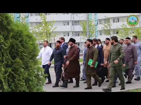 Рамзан Кадыров совещание