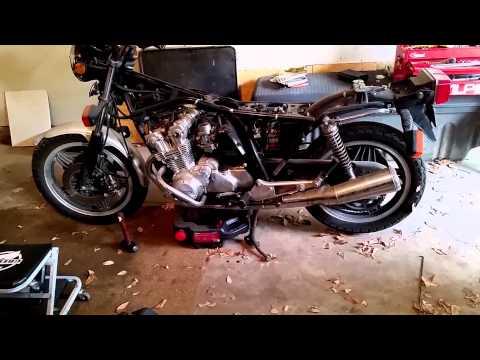 1980 Honda CB750F maintenance