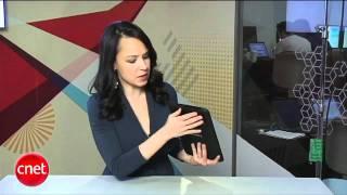 CES 2011: Toshiba Tablet