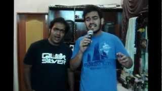 Tujhe Sochta Houn Karaoke Cover by Hamxa Javed, Zia Ali & Umair Ahmed Siddiqui