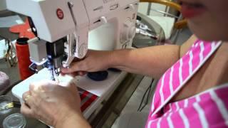 DIY : Como costurar malha em máquina doméstica