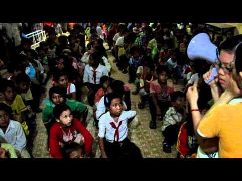 Tổ Kiến*H2i - Trò chơi trong nhà - Quốc tế thiếu nhi tại ấp Chăm 28-05-2011