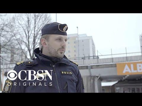 """Sweden's """"no-go zones"""""""