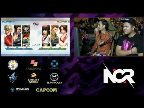 NCR 2017: KoF XIV - Grand Final -