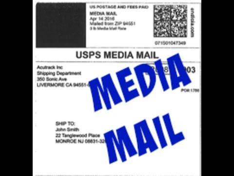 Media Mail - The Smarter Shipping Option for Educational Materials