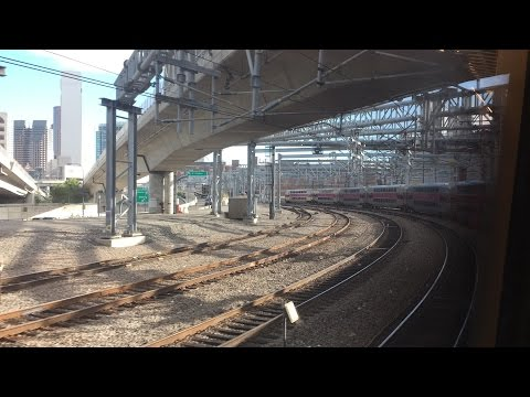 MBTA HD 60fps: Riding Providence Line Train 808 (Wickford Junction to Boston South Station)