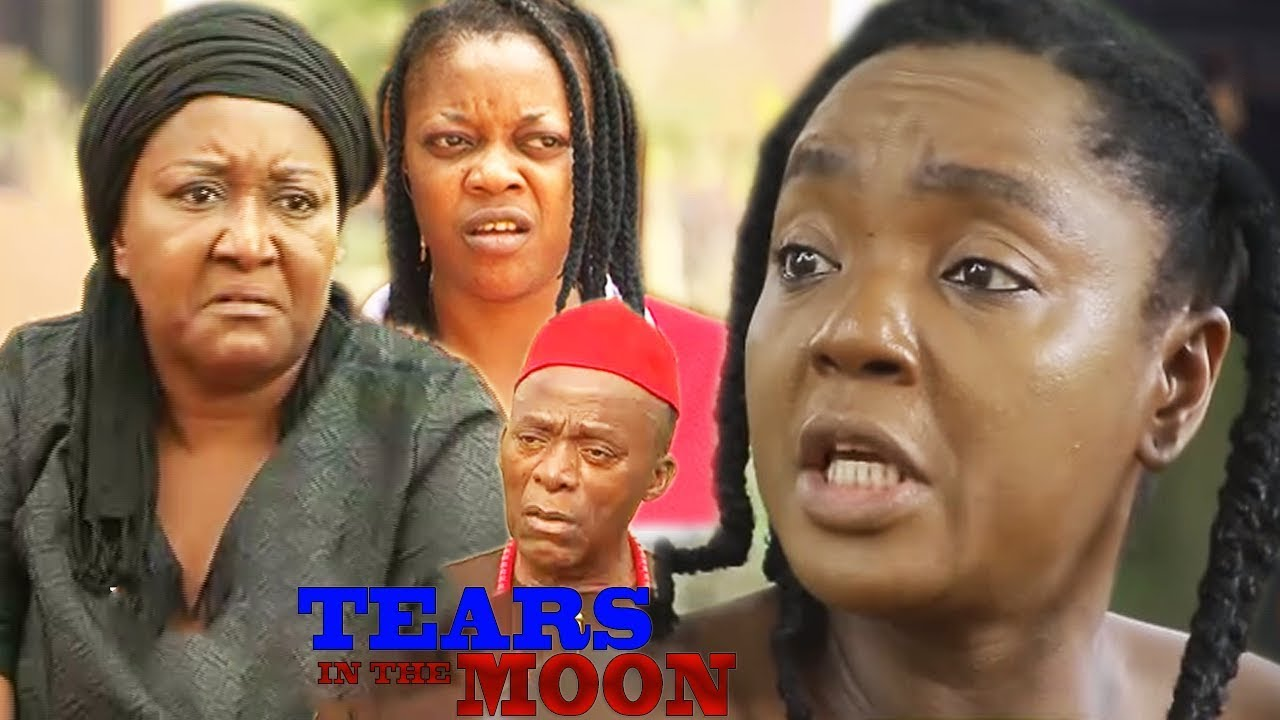 Download Tears In The Moon Season 1& 2 - new Movie 2018 Latest Nigerian Nollywood Movie
