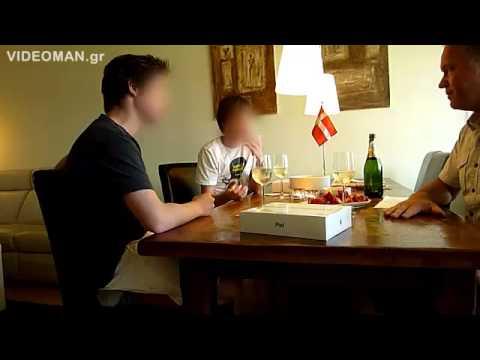 Ο μπαμπάς ανακοινώνει στους γιους του ότι κέρδισε το λαχείο 2.1 εκατομμύρια ευρώ! | Xalara.net