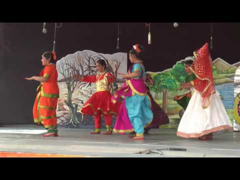 DPS Patna Class   II  Annual Function 2016  17