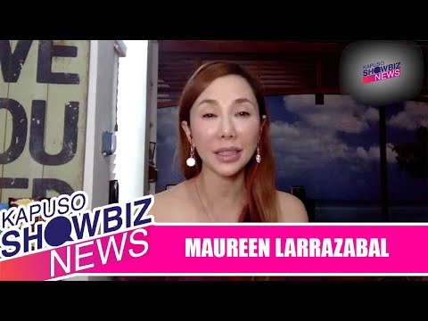 Kapuso Showbiz News: Maureen Larrazabal shares her recovery experience after getting COVID-19 thumbnail
