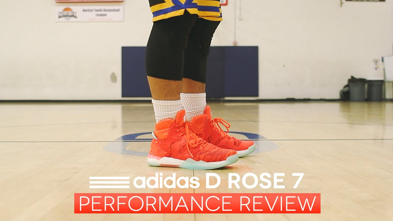 548b2538f66c adidas D Rose 7 Primeknit - Performance Review - YouTube