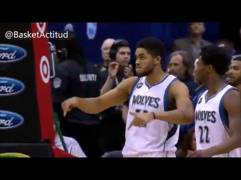 Top 10 NBA Jugadas   11 Febrero
